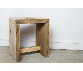 PURE wood design 'Bygland' Kruk scheepshout met tussenlegger