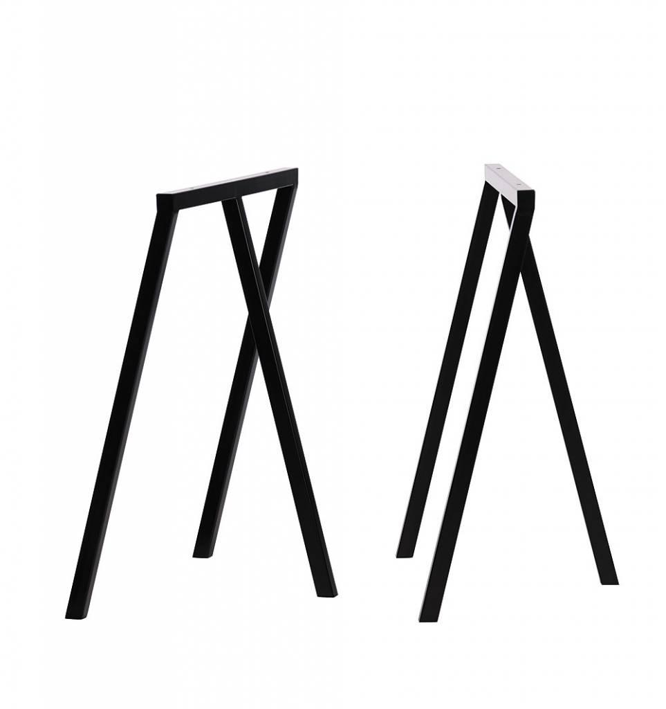 hay loop stand frame pure wood design. Black Bedroom Furniture Sets. Home Design Ideas