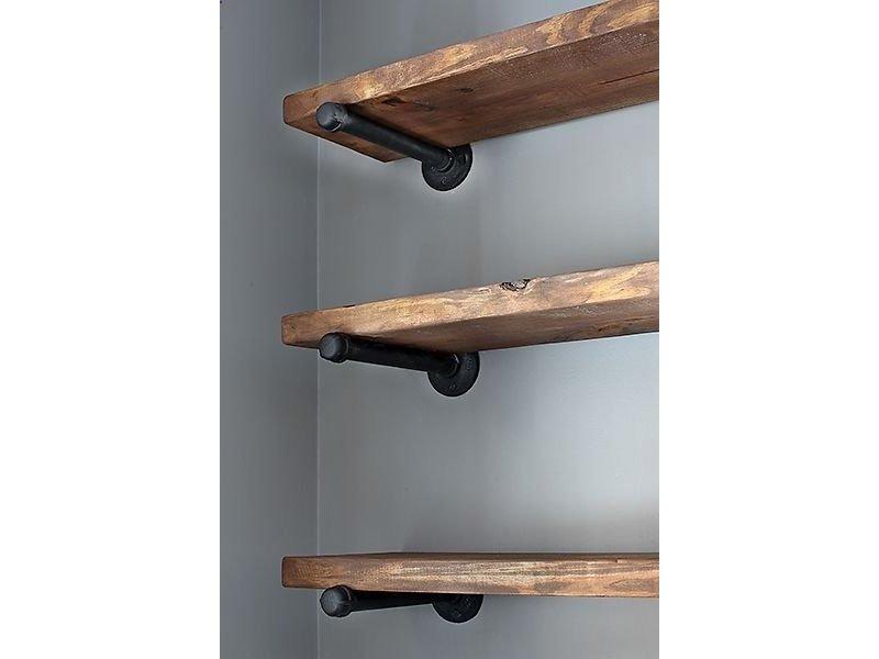 bois planche d 39 chafaudage dans votre propre placard. Black Bedroom Furniture Sets. Home Design Ideas