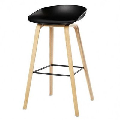 Hay about a stool aas32 tabouret blanc amp ch ne pictures - Tabouret hay about a stool ...