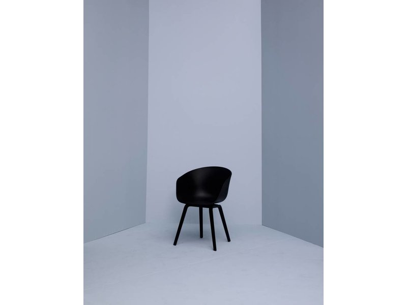 HAY About a chair AAC22 - zwart