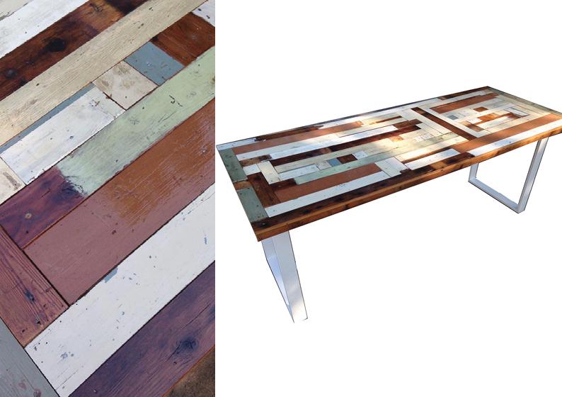 Design Tafel Meubels.Sloophouten En Steigerhouten Meubelen Op Maat Gemaakt Pure Wood Design