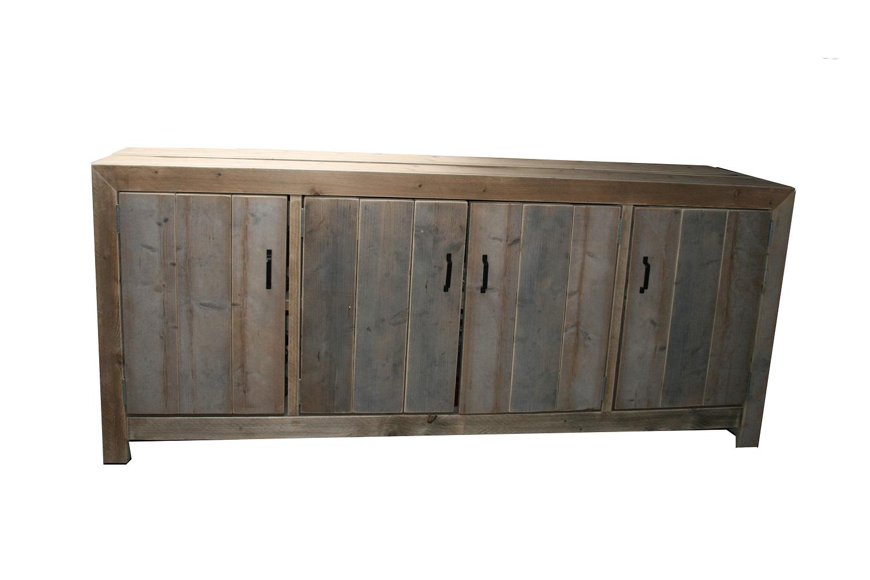 Sloophouten en steigerhouten meubelen op maat gemaakt pure wood