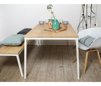PURE wood design 'Norberg' table en chêne