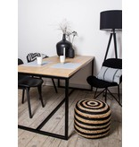 "PURE wood design ""Alesund"" table scandinave en chêne"