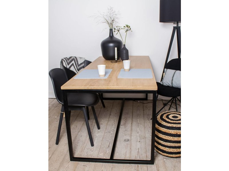 """Alesund"" table scandinave en chêne"