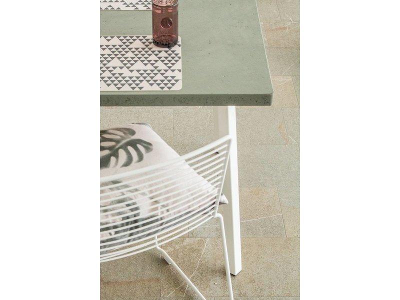 """""""Finnmark"""" Table scandinave en chipwood"""