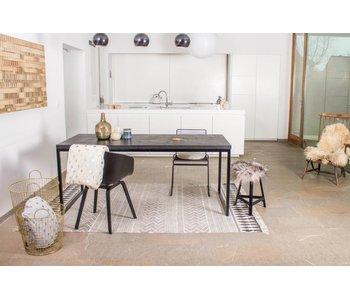 """Nordland"" Table au style industriel"
