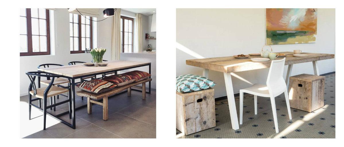 Ronde Tafel Scandinavisch Design.De Juiste Afmeting Van Je Scandinavische Tafel Wij Helpen Je Op Weg