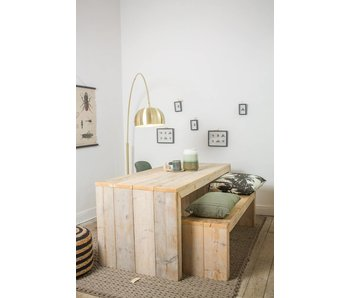 "PURE wood design ""Lund"" Table en bois massif"