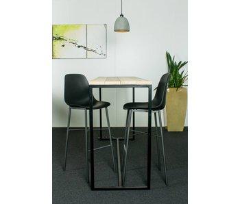 """Stromberg"" Table de bar au style industriel"