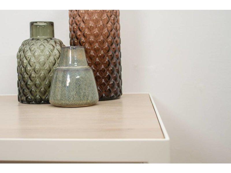 PURE wood design Table basse bois de chêne/acier armature - Copy