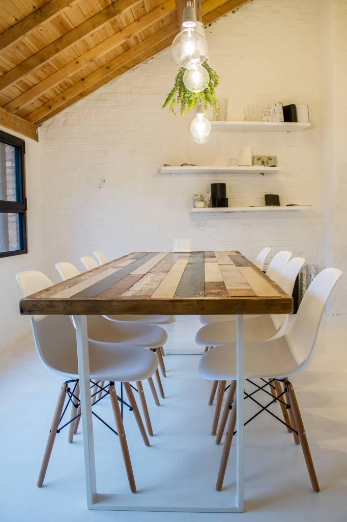 Projectinrichting op maat door Pure Wood Design!