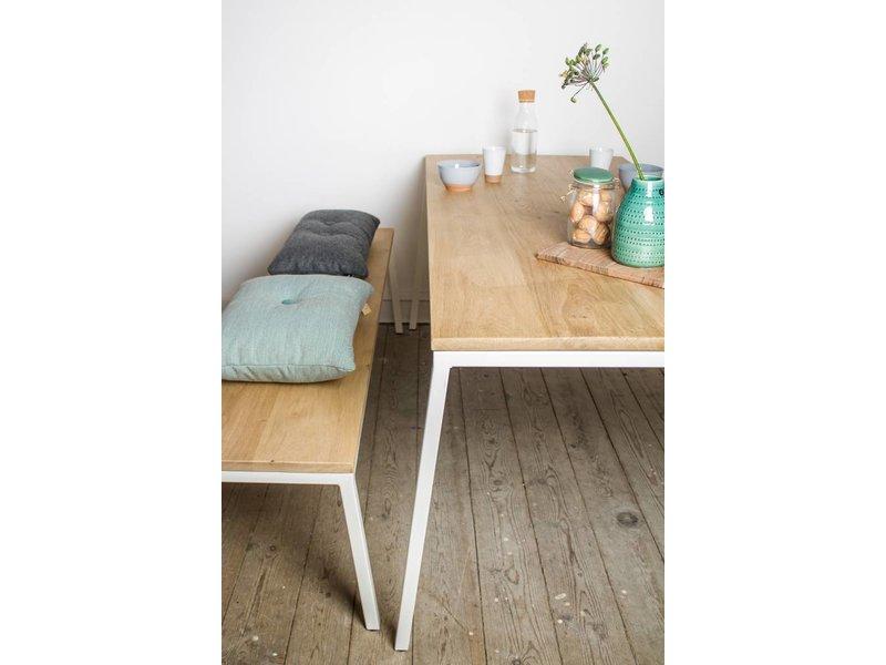 PURE wood design 'Norberg' banc en chêne