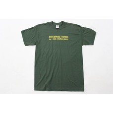 Enterprise Tackle T-shirt | groen