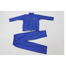 Ron Thompson pro flexi soft rain suit 2 delig blauw | regenpak