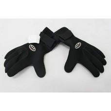 DAM neoprene handschoenen zwart