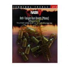 Nash anti-tangle run beads mono   diffusion camo