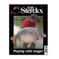 Playing with magic! - Eddy Sterkx | special carp magazine