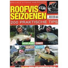Roofvis Seizoenen - 200 praktische tips!   special magazine