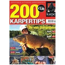 200 karpertips | special magazine