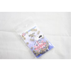 La carpe anglaise perle beads   20 st