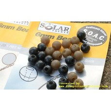 Solar 6mm beads   20 st