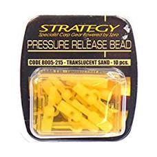 Strategy pressure release bead   10 pcs