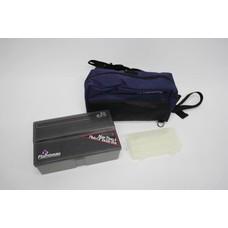 Flambeau hip bag with tacklebox
