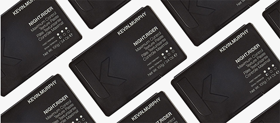 Kevin Murphy: make-over verpakkingen