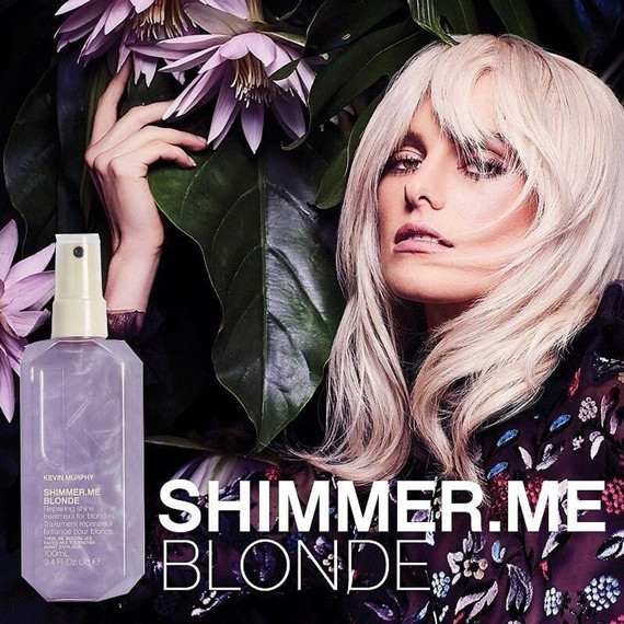 Pre-order: SHIMMER.ME BLONDE!