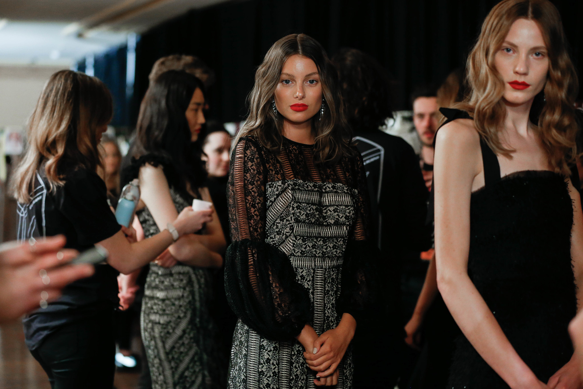 Kevin Murphy, Fashion Week, Melbourne