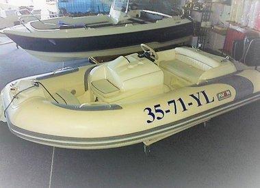 Avon 320 Seasport Jet De Luxe