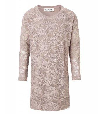 Rosemunde dress vintage powder pink