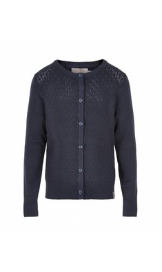 Creamie Mijanne Cardigan Total Eclipse dark blue