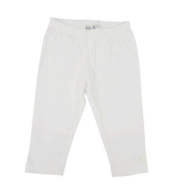 LoFff Legging 3/4 length White