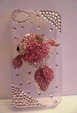 Luxe kristallen viscase voor de iphone 4(s)