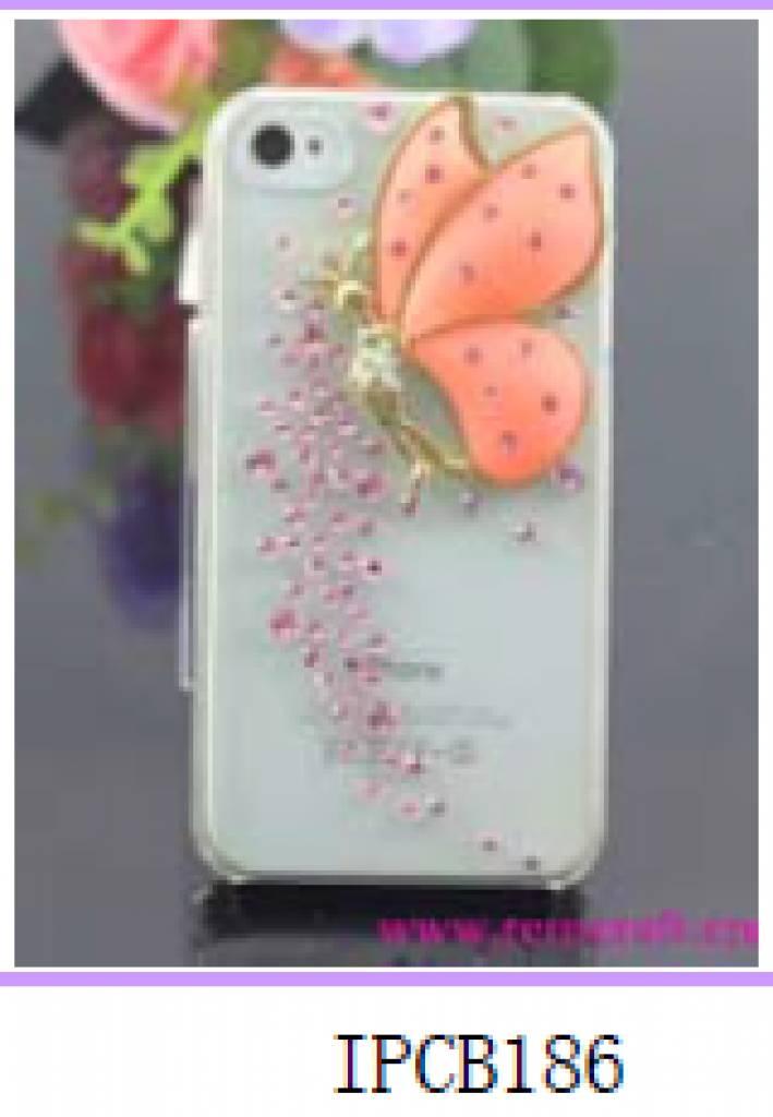 iphone 4(s) case met unieke zeepaard design uniek in zijn soort!