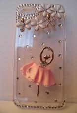 Ballerina iphone 5 kristallen case