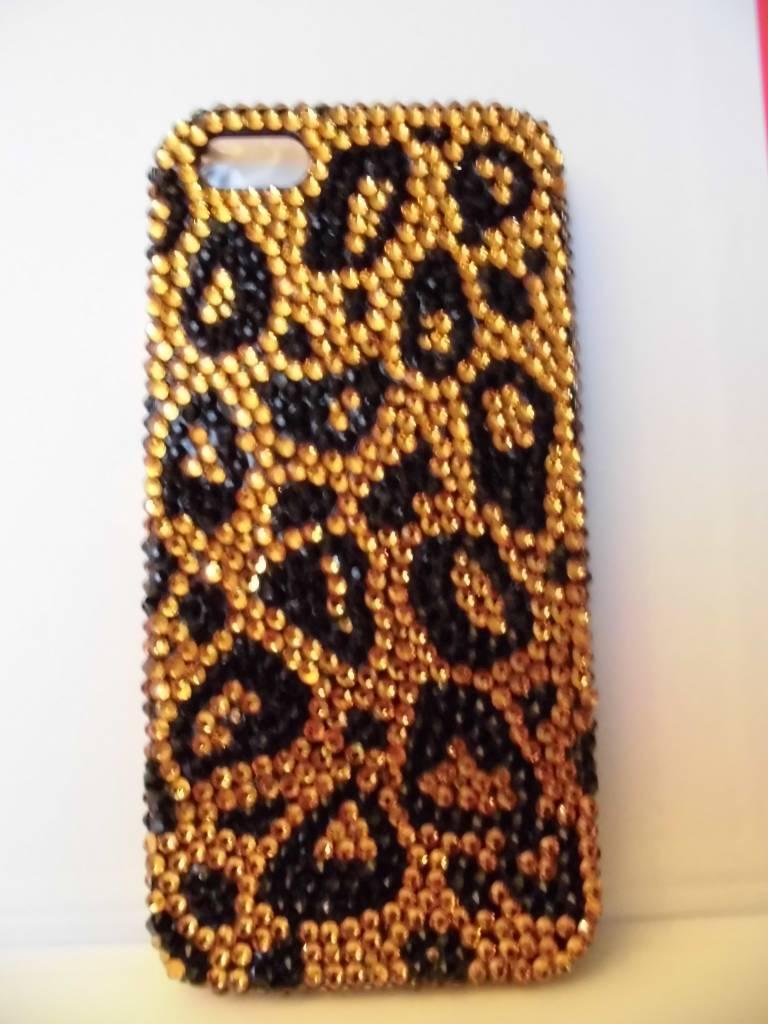 Iphone 5 Luipaard Case