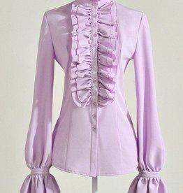 Lolita paarse blouse