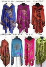 Dames zijden sjaal