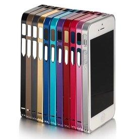 Metalen bumper voor iPhone 5 en 5s