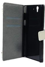 Kristallen,leren Sony Xperia Z case