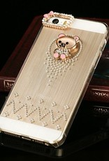 Kristallen hoes voor iPhone 5 / 5S