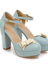 Lolita schoen Blauw