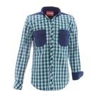 Overhemd Blue Lumber