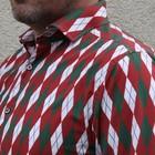 Overhemd Gravy Argyle