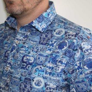 Overhemd Ming Dynasty ML7