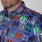 Overhemd Wappy Sneakers